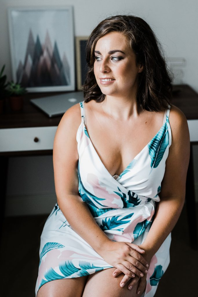 Natalie Morson of The Elysian Styling Company