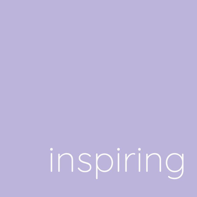 Inspiring purple square for portfolio by Kerri Awosile art, writing, design in the UK