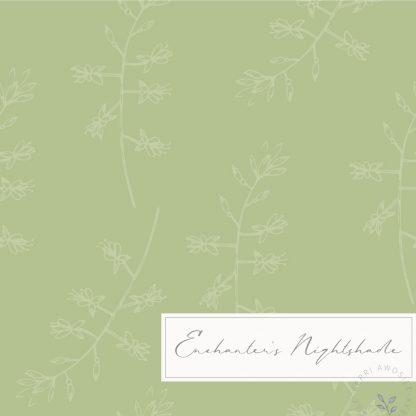 Enchanter's Nightshade Pattern by Kerri Awosile