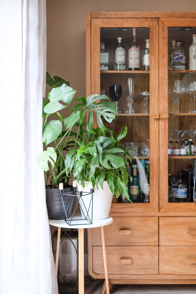 stylish and nature-inspired details of Ceri Olofson's home