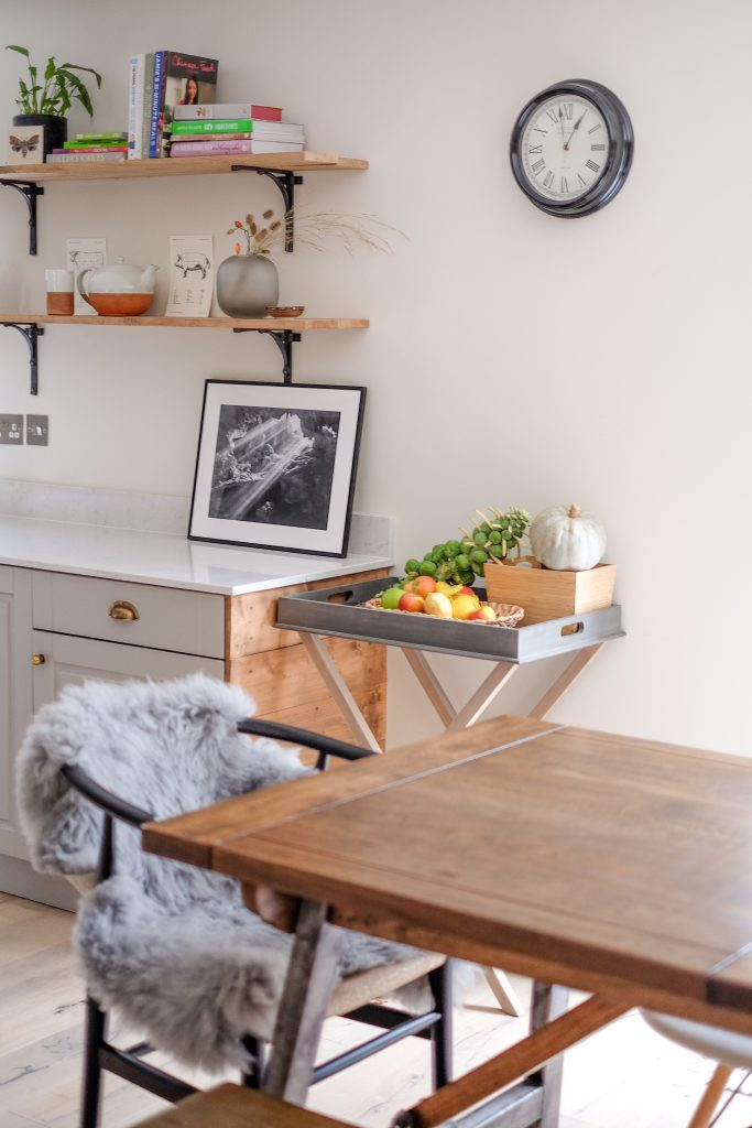clean, contemporary, yet comforting home of Ceri Olofson