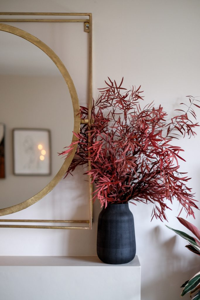 nature-inspired details in Candour and Polish's home
